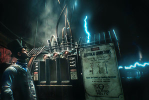 Квест Nicodemus: Demon of Evanishment VR