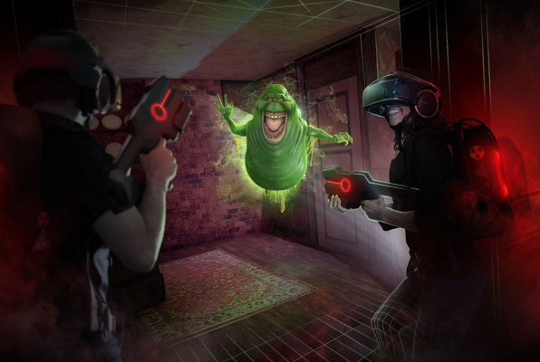 Ghostbusters: Dimension VR