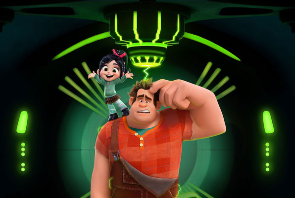 Ralph Breaks VR (The Void Toronto) Escape Room
