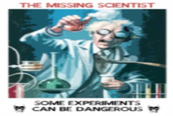 THE MISSING SCIENTIST