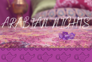 Квест Arabian Nights