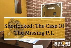 Квест Sherlocked: The Case of The Missing P.I.