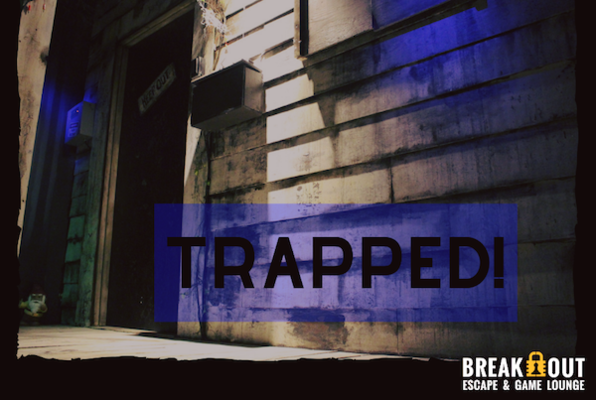 Trapped (BreakOut Escape Rooms) Escape Room