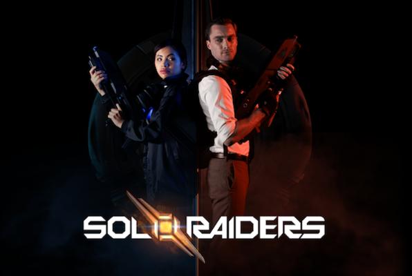 Sol Raiders VR