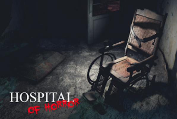 Hospital of Horror VR (No Escape Room) Escape Room
