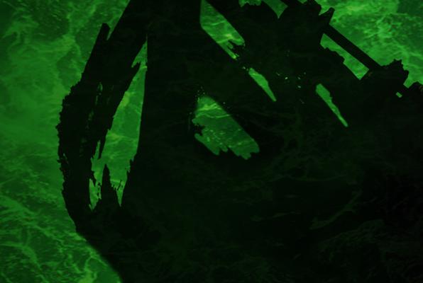 Curse on the Emerald Seas