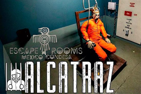 Alcatraz (Escape rooms Mexico) Escape Room