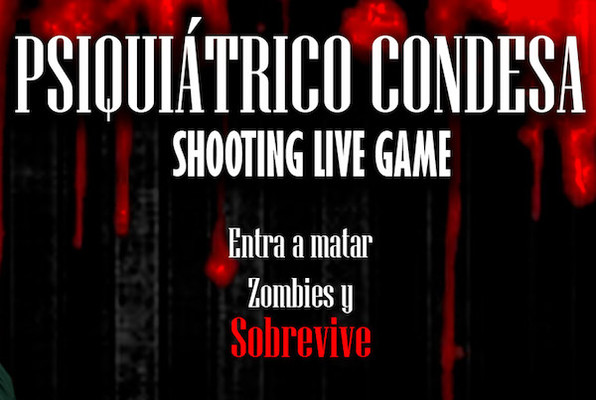 Psiquiátrico Condesa (Escape rooms Mexico) Escape Room