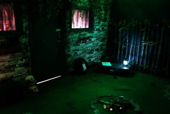 Witch House in Scottish Highlands (Locked In) Escape Room