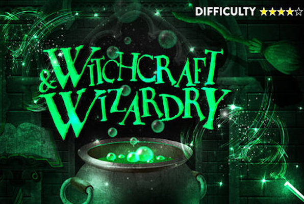 Witchcraft and Wizardry (Escape Peterborough) Escape Room