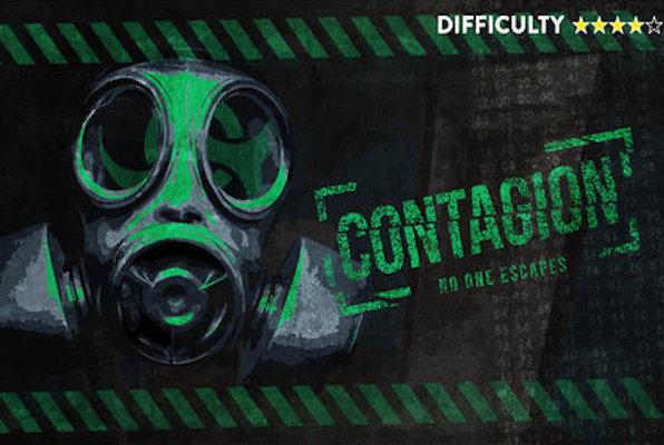 Contagion (Escape Peterborough) Escape Room