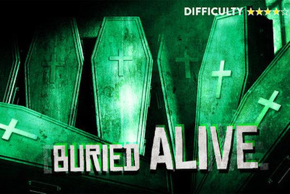 Buried Alive (Escape Peterborough) Escape Room