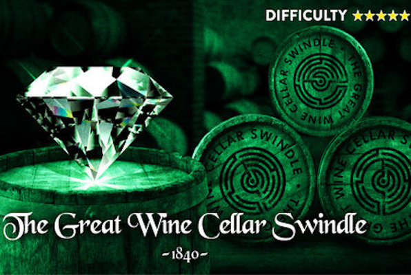 The Great Wine Cellar Swindle (Escape Peterborough) Escape Room