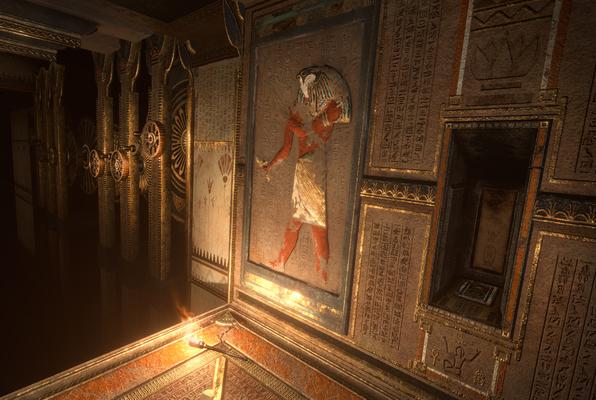 Escape The Lost Pyramid VR (Nexus VR) Escape Room