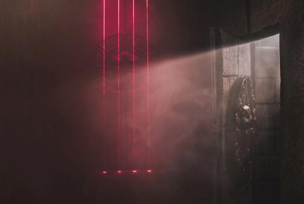 Il Tempio Maledetto (Game Over) Escape Room