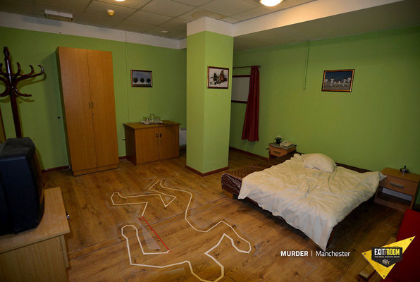 Murder (Exit the Room Graz) Escape Room