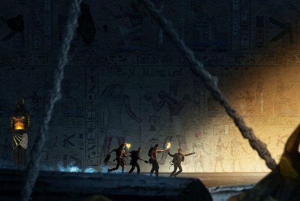 Escape The Lost Pyramid VR (The Rabbit Hole VR) Escape Room
