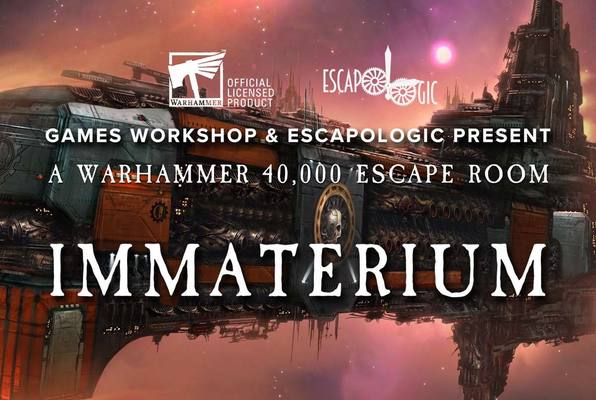 Immaterium (Escapologic) Escape Room