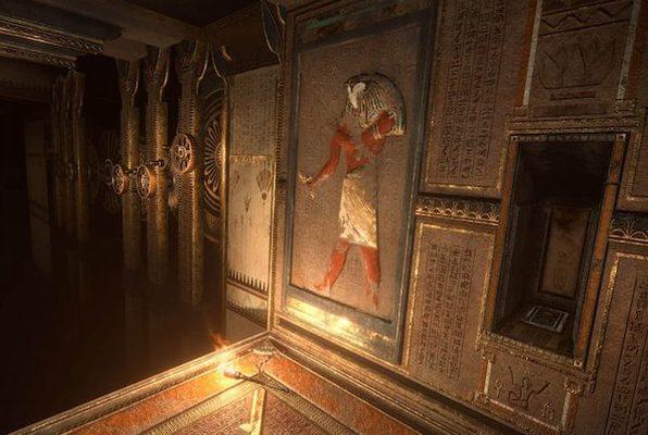 Escape The Lost Pyramid VR (VR Territory) Escape Room