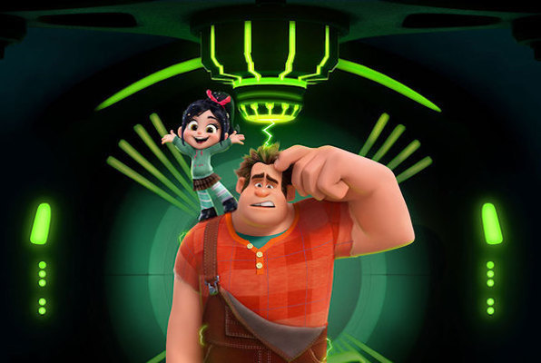 Ralph Breaks VR (The Void Orlando) Escape Room