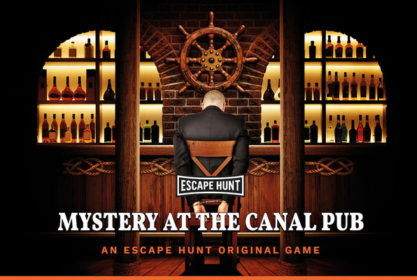 Mystery at the Canal Pub (Escape Hunt) Escape Room