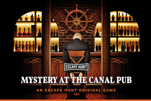 Квест Mystery at the Canal Pub
