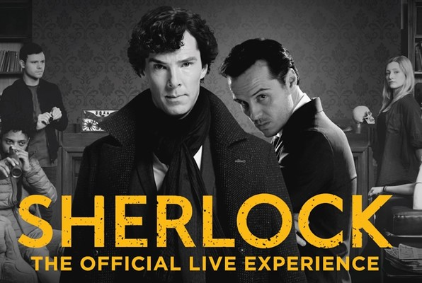 Sherlock: The Official Live Game (The Game is Now) Escape Room