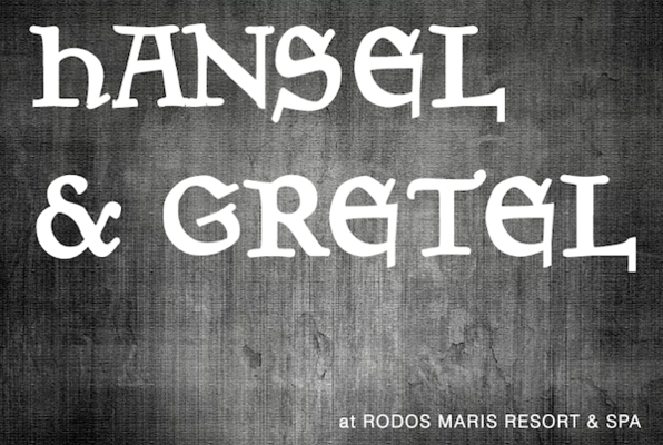 Hansel & Gretel (Unlock Rhodes) Escape Room