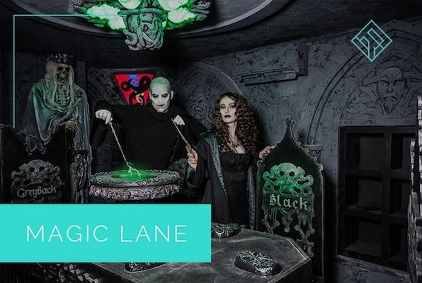 Magic Lane (Logic Rooms) Escape Room