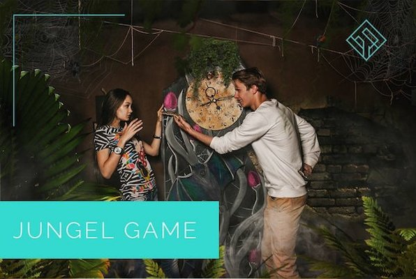 Jungel Game (Logic Rooms) Escape Room