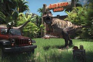 Квест Jurassic Jones