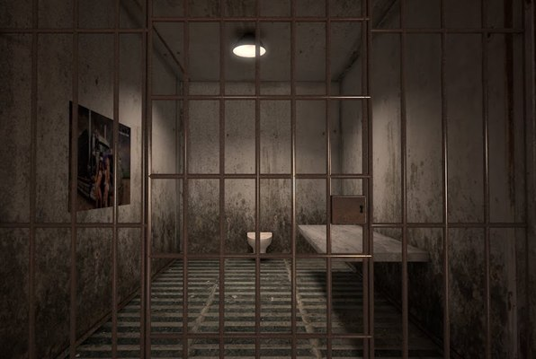 Prisonnier d'Alcatrapz (Trapgame) Escape Room