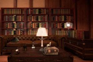 Квест Sherlock's Home
