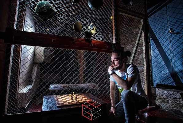 The Secret Agent (Great Escape Rooms) Escape Room