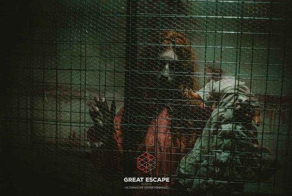 The Basement's Secret (Great Escape Rooms) Escape Room