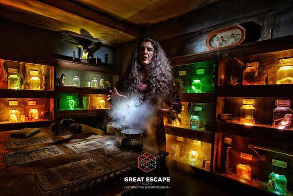 Whisper of Shadows (Great Escape Rooms) Escape Room