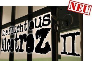 Квест Flucht aus Alcatraz - Zellenblock II