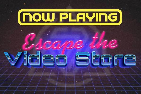 Escape the Video Store