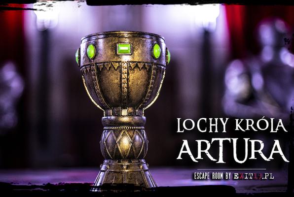 Lochy Króla Artura (Exit19.pl) Escape Room