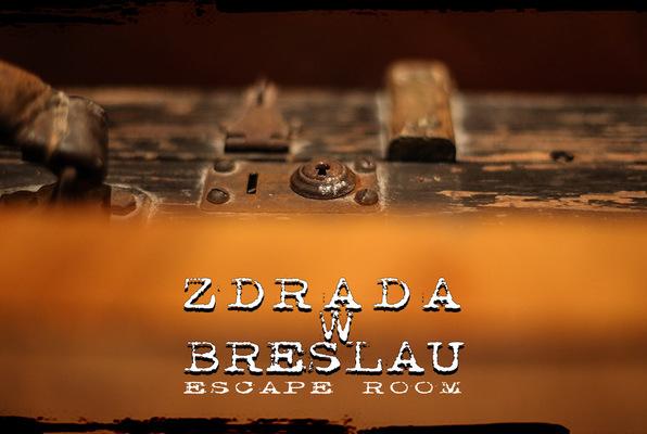 Zdrada w Breslau (Exit19.pl) Escape Room