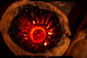 Квест Duch Wulkanu - Człowieki w Kotle