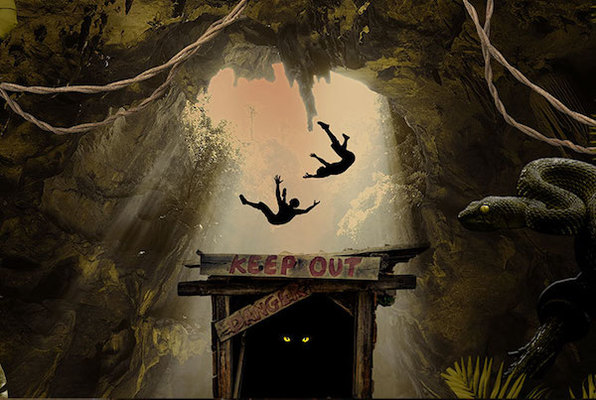 Pitfall (Escape Quest) Escape Room