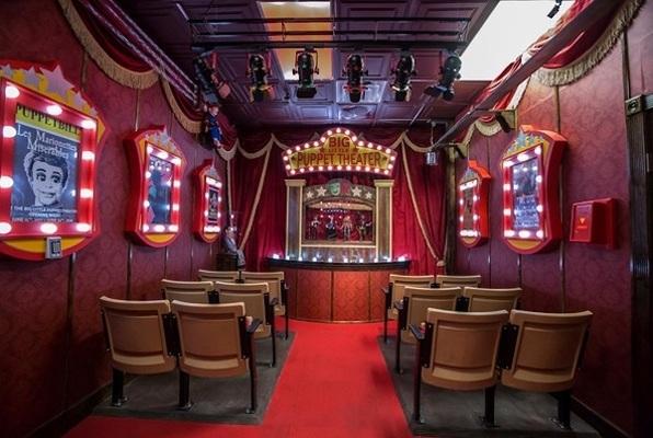 The Theater (Escape the Room Denver) Escape Room