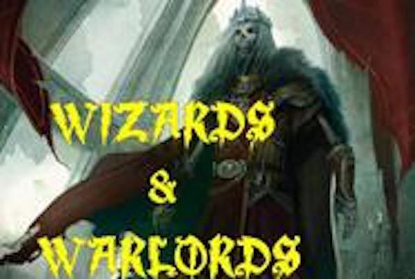 Wizards & Warlords (Colorado Escape) Escape Room