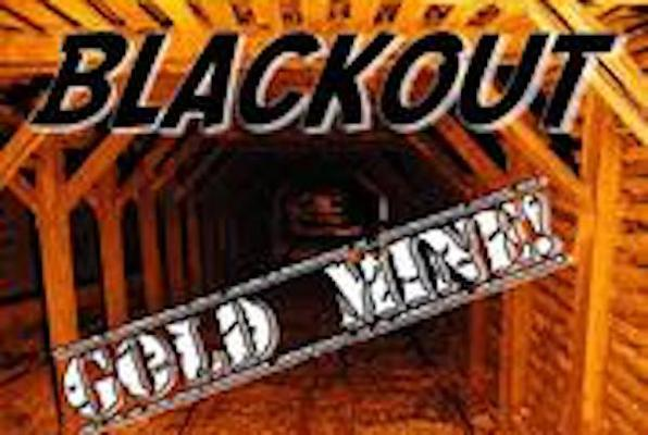 Blackout Gold Mine (Colorado Escape) Escape Room