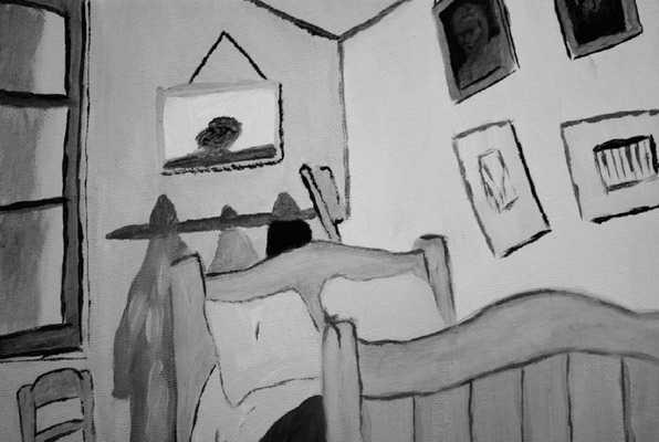 De van Gogh Code (Хcapelogix) Escape Room
