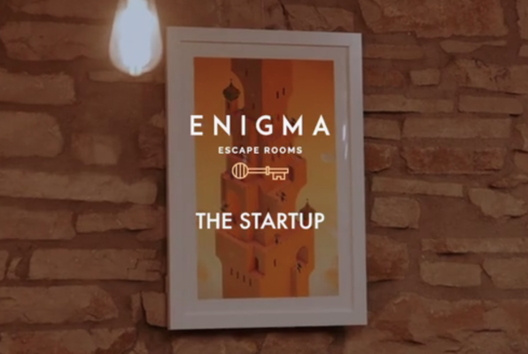 The Startup (Enigma Escape Rooms) Escape Room