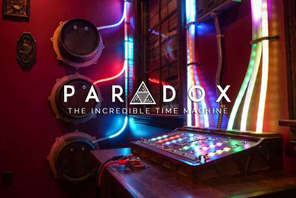 Paradox. The Incredible Time Machine (Rabbit Hole Recreation Services) Escape Room
