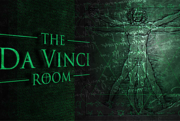 The Da Vinci Room (Escape Ipswich) Escape Room
