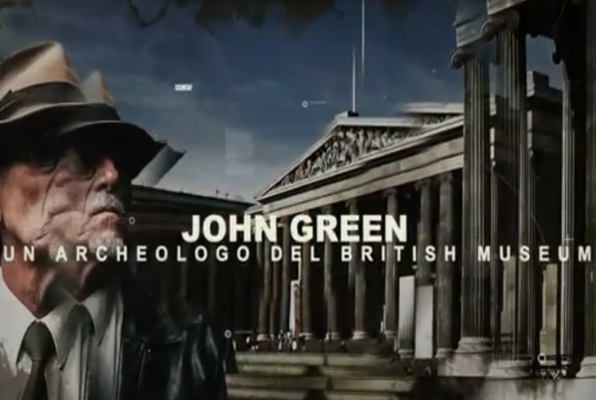 John Green e il Tesoro Della Giungla